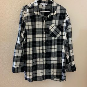 "🆕 Old Navy ""The Tunic Shirt"" Button Up"